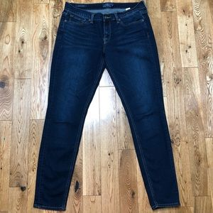 Lucky brand charlie skinny jeans size 12R/31